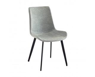 Jedálenská stolička Niro - sivá