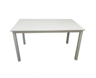 Jedálenský stôl Astro 110 New - biela
