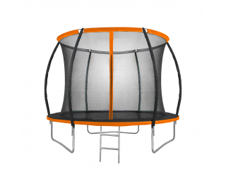 Trampolína Jumper PRO 305 cm - čierna / oranžová