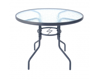 Záhradný stolík Jupiter 90 - grafit