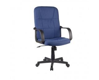 Kancelárske kreslo s podrúčkami TC3-7741 New - modrá