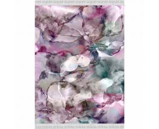 Koberec Delila 120x180 cm - ružová / zelená / krémová