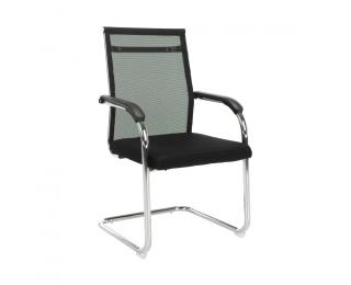 Konferenčná stolička Esin - čierna