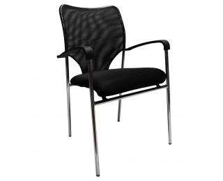 Konferenčná stolička Umut - čierna