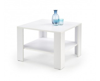 Konferenčný stolík Kwadro Kwadrat - biela