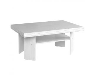 Rustikálny konferenčný stolík Kora KL - sosna Andersen