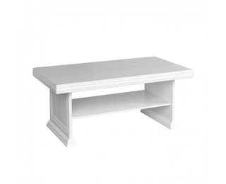 Rustikálny konferenčný stolík Kora KL2 - sosna Andersen