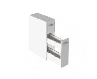 Kúpeľňová skrinka Natali Typ 7 - biela