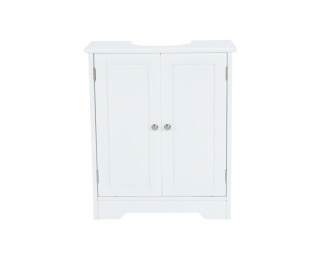 Kúpeľňová skrinka pod umývadlo Atene Typ 3 - biela