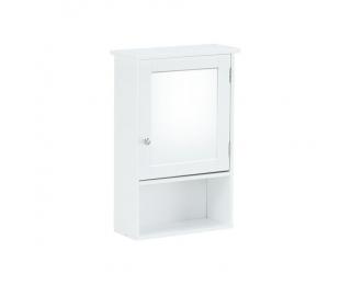 Kúpeľňová skrinka so zrkadlom Atene Typ 2 - biela