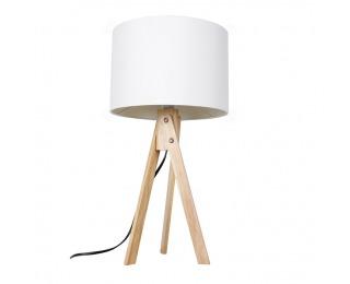 Stolná lampa Lila Typ 1 - biela / prírodná