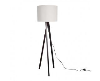 Stojacia lampa Lila Typ 9 - biela / čierna