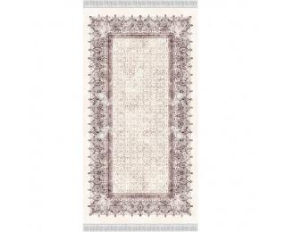 Koberec Linon 80x150 cm - krémovohnedá