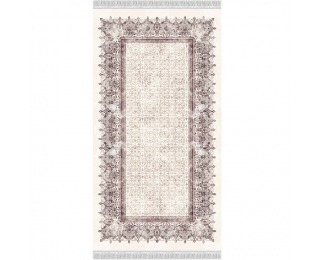 Koberec Linon 160x230 cm - krémovohnedá