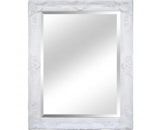 Zrkadlo na stenu Malkia Typ 9 - biela