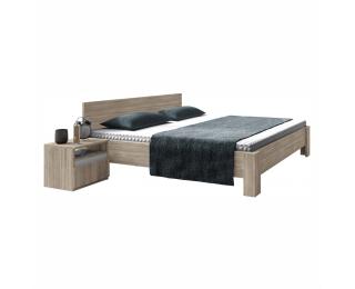 Manželská posteľ Mediolan 2 New - dub sonoma