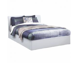Manželská posteľ s roštom Kerala 180x200 cm - biela