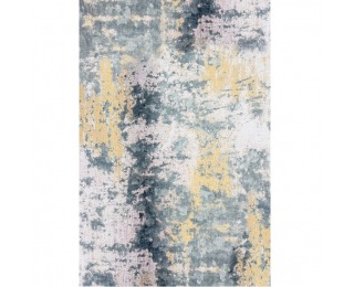 Koberec Marion Typ 1 160x230 cm - sivá / žltá