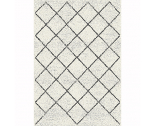 Koberec Mates Typ 2 100x150 cm - béžová / vzor