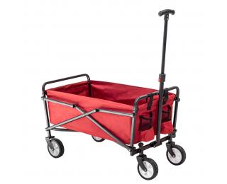 Záhradný vozík Mates - červená