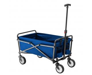 Záhradný vozík Mates - modrá