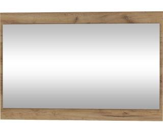 Zrkadlo na stenu Maximus MXS-12 - craft zlatý