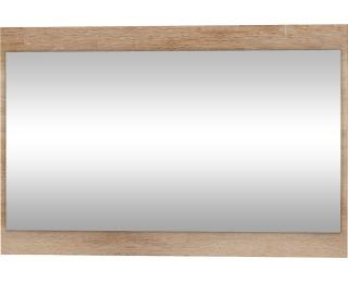 Zrkadlo na stenu Maximus MXS-12 - sonoma svetlá