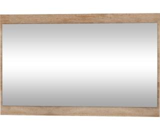 Zrkadlo na stenu Maximus MXS-13 - sonoma svetlá