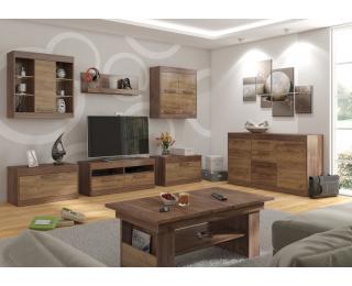 Obývacia izba Maximus - craft tobaco / craft zlatý