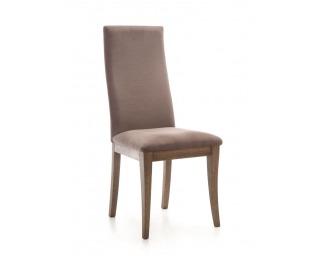 Jedálenská stolička Como CM - svetlohnedá (Prestige-A3 65) / dub Como