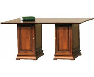 Rustikálny pomocný stôl Senator SE-2 - toffi