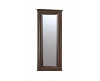 Rustikálne zrkadlo na stenu Wersal W-LP - wenge