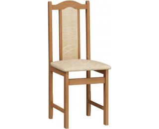 Jedálenská stolička A - jelša / šenil monaco