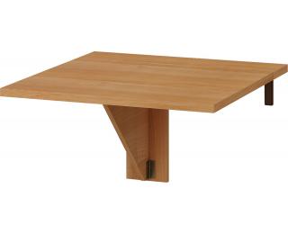 Rozkladací jedálenský stôl Expert 7 - jelša
