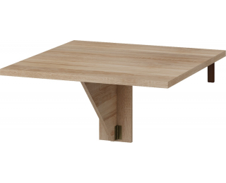 Rozkladací jedálenský stôl Expert 7 - sonoma svetlá