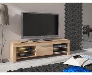 TV stolík Flex - sonoma svetlá