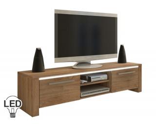 TV stolík Helix - sonoma svetlá