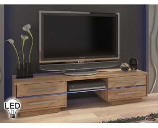 TV stolík Laguna - sonoma svetlá
