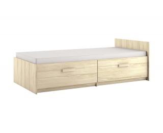 Detská posteľ s roštom Best 17 90 - breza