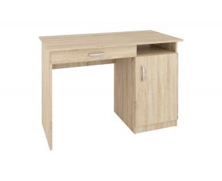 PC stolík Stella - sonoma svetlá