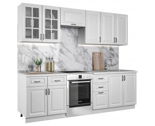 Kuchyňa Montella 260 - biela