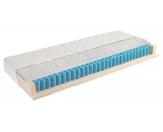 Obojstranný taštičkový matrac Vanessa Gel 90 90x200 cm