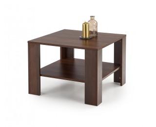 Konferenčný stolík Cagli - tmavý orech