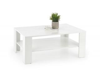 Konferenčný stolík Calleno - biela