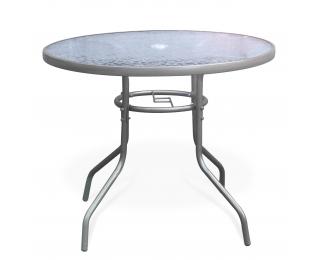 Záhradný stolík Jupiter 90 - antracit