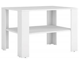 Konferenčný stolík Lerum - biela