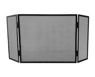 Krbový paravan K11 - čierna
