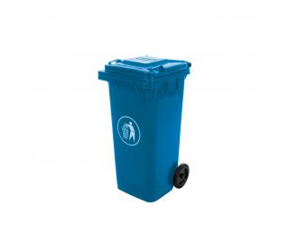Popolnica Mulltonne 120 L - modrá