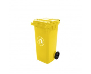 Popolnica Mulltonne 120 L - žltá