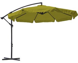 Záhradný slnečník Sunflower SV - limetková